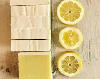 Lemon Peel Soap