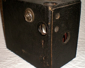 Ansco Buster Brown Box Camera
