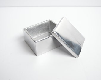 Pewter Ring Holder
