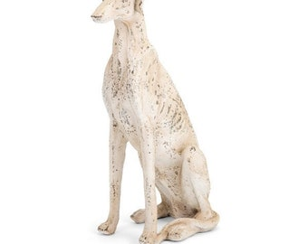 Lexi Greyhound/Whippet Statue