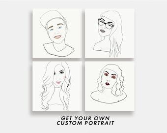 Portrait - Digital (Custom)