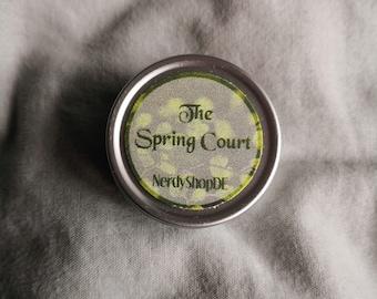 Das Reich der sieben Höfe / The Spring Court inspired lip balm