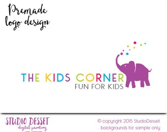 Kids Logo Design, Boutique Logo Design, Baby Logo Design, Kids Logo Design, Logo Design Fashion Logo Small Business Logo PL007
