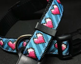 Heart Dog Pet Collars for Charity