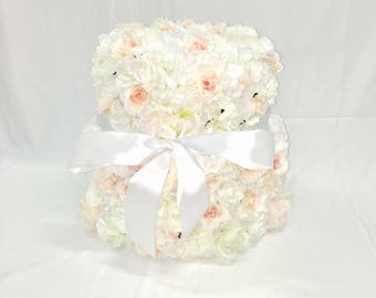 Moss Covered Wedding Card Gift Box