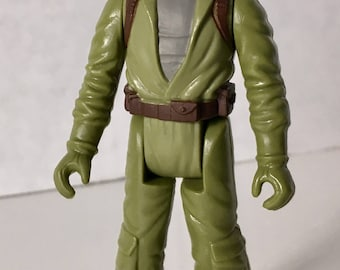 Star Wars (ROTJ) Rebel Commando (Endor) - Vintage Kenner action figure