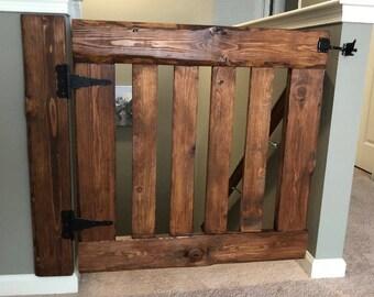 Rustic Half Door Gate