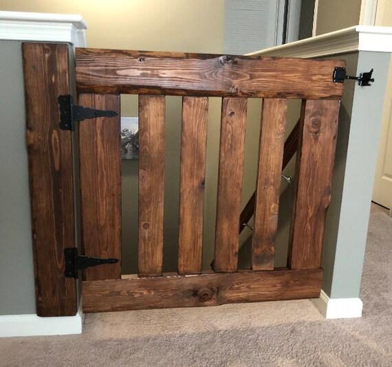 & Rustic Half Door Gate