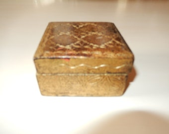 ITALY JEWELRY BOX