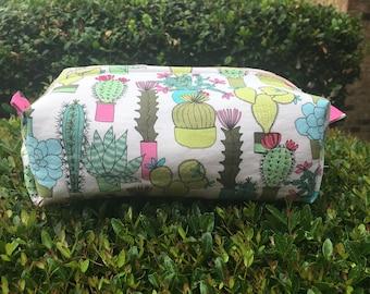 Cactus Square pouch