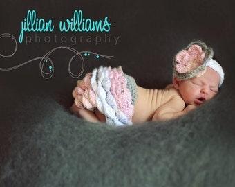 CROCHET PATTERN -Ruffle Love Diaper cover - Diaper cover crochet pattern - baby girl clothes