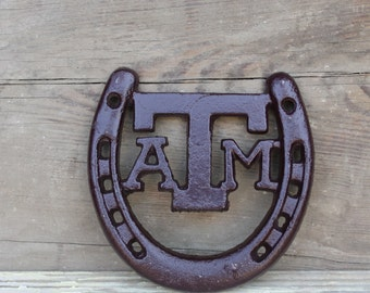 Texas A&M Horseshoe