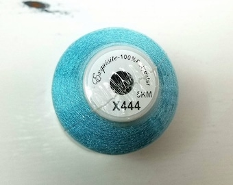 Exquisite Embroidery Thread Polyester Large 5,000 Meter Color x444