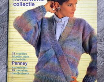 Magazine knitted Sarma/nopri - fall - winter 86-87 (Vintage)