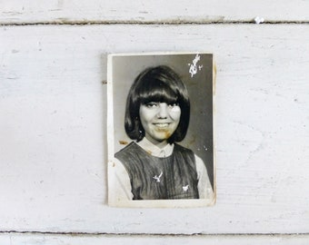 Old photo, black and white photo, school photo, old photography, wallet size picture, school pictures, picture day, elementary school