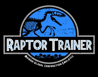 "LADIES FIT ""Raptor Trainer"" T-shirt"