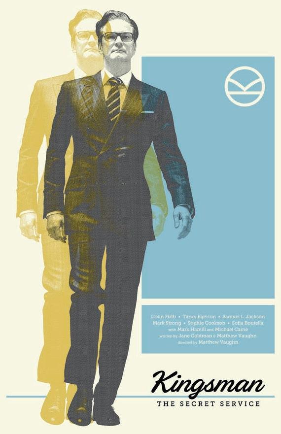 Cartel de la película Kingsman