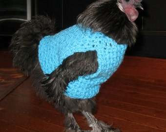 Chicken sweater, hen sweater, chickens, hens, roosters. crochet. sweaters