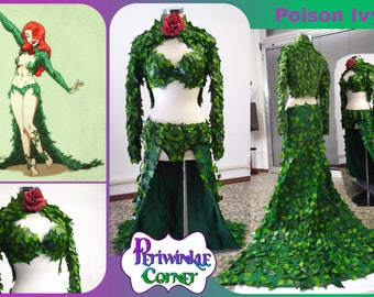 Poison Ivy fan art version