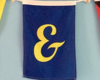 """Nautical Flag - """"&"""""""