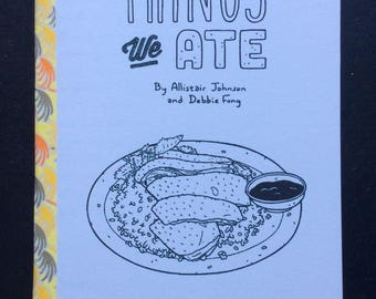 Things We Ate-Singapore Edition