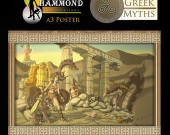Greek Myths poster