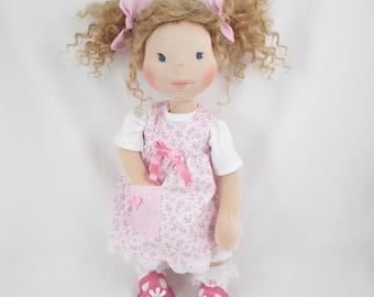 Waldorf Inspired doll - Harper