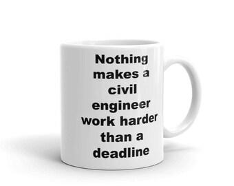 Civil engineer Mug - Civil engineer - engineer gift - engineering - engineering Mug - engineer - engineer gifts