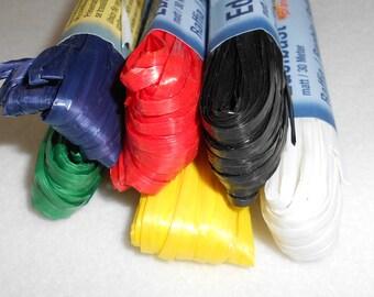 Set 6 pieces Edelbast-30m-for crocheting, tinkering, decorating-Knorr-Prandelli