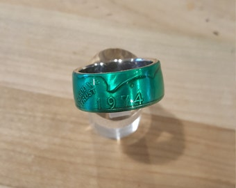 1974 Ike Coin Ring