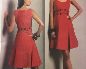 Vintage Sewing Pattern Vogue V1089 Badgley Mischka (Out of Print)