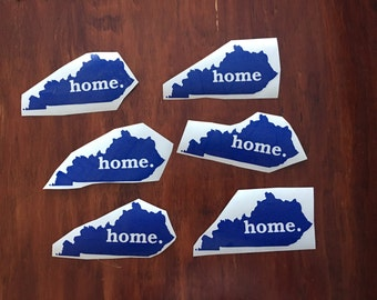 KY Home Car Decal