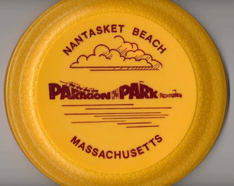 Paragon Park WHIRLEY DISK (FRISBEE)