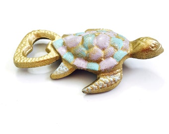 Turtle Bottle Opener/ Cast Iron / Nautical / Ocean / Sea Gypsy California /anthropologie/ beach/ urban outfitters/wholesale available