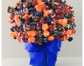 Lollipop Bouquet, Lollipop Tree - Tootsie Roll
