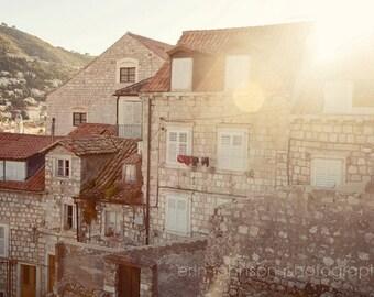 travel photography, landscape photography, dubrovnik croatia photography, european architecture, sunlight D03