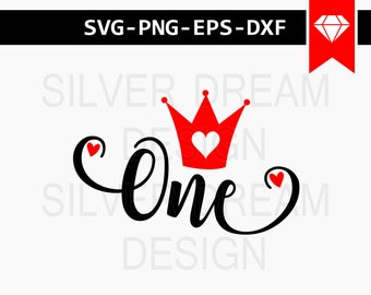 one svg file, first birthday svg, birthday girl svg, one birthday svg, 1st birthday svg, wild one svg, silhouette cut files, dxf, eps, png