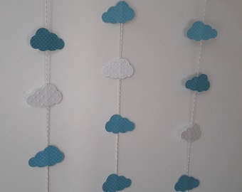Hanging clouds