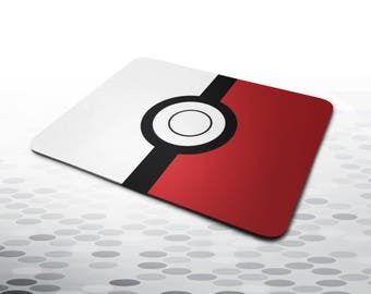 MOUSEPAD POKEBALL POKEMON