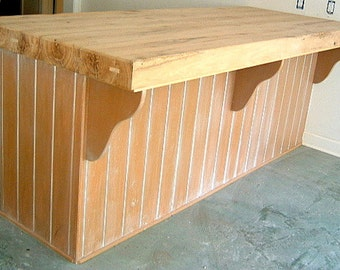 butcher block countertop etsy. Black Bedroom Furniture Sets. Home Design Ideas