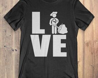 Archeology T-Shirt Gift: Love Archeology