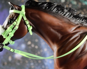 Traditional Breyer Horse Racing Bridle