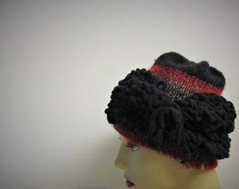 Cap with Matching HatBand