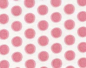 Nice People Nice Things by Helen Stubbings - Pink Ruffled Dots