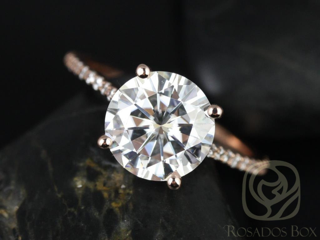 diamond center setting a brilliant rings with ring shows halo pave the cut c round this image engagement