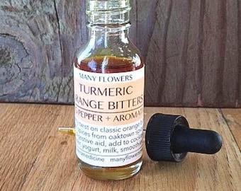 Turmeric Orange Bitters
