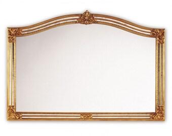Miroir LEGEND GOLD Gothique Rectangulaire Dorée 89x129 cm