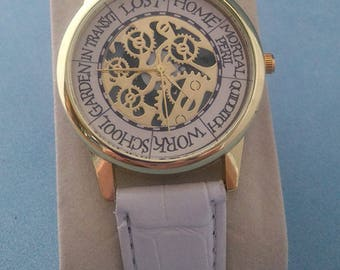 Harry Potter The Weasley family Clock inspired Watch