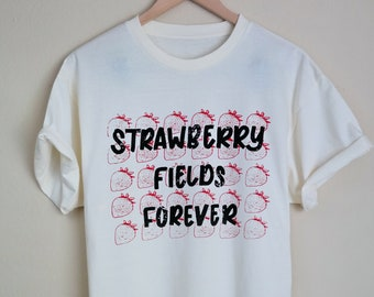 Strawberry Fields Forever Tee