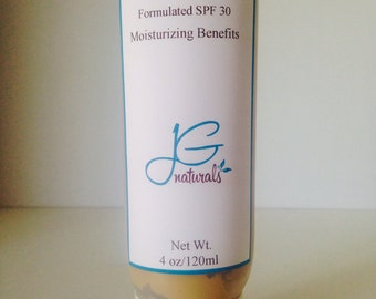 Organic Sunscreen Protection Cream